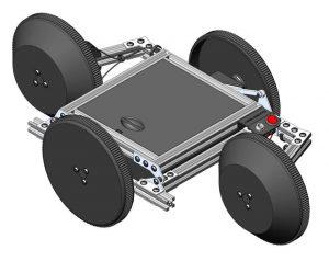 Minima Robot 3D model